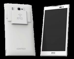 Ajantech Dual Band-Mobile RFID-NFC Rreader-'G2'