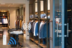 스마트폰 기반 RFID 매장관리 시스템